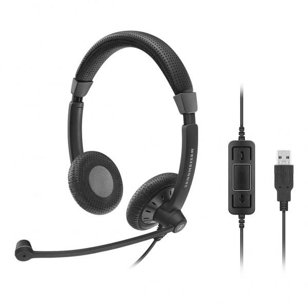 Гарнитура Sennheiser SC 70 USB CTRL Black (506504)