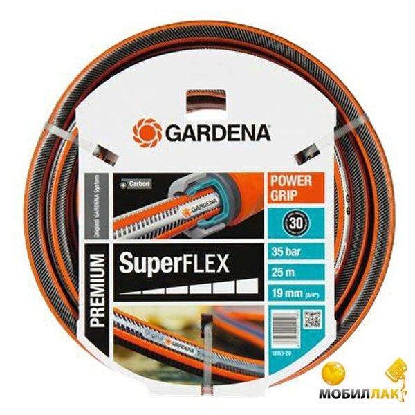 Шланг Gardena Superflex (3/4),25м без соединения (18113-20.000.00)