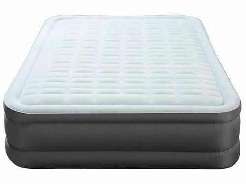 Велюр кровать Intex USB LED Со встроенным электронасосом (64484)