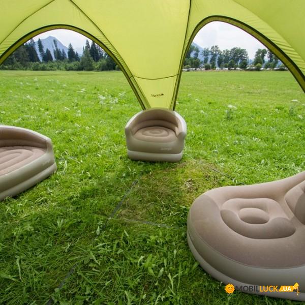 Vango Inflatable Chair Nutmeg