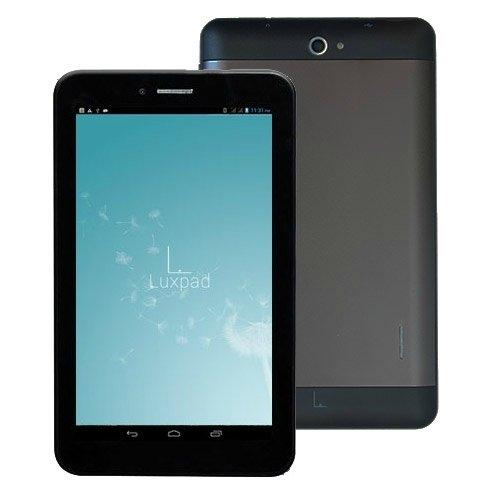 Планшет LuxP@d 7716 QuadCore 3G IPS GPS Black-Grey