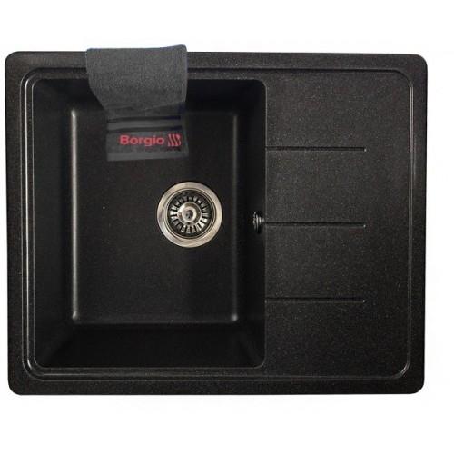 Мойка кухонная Borgio PRM-620x500 Черный