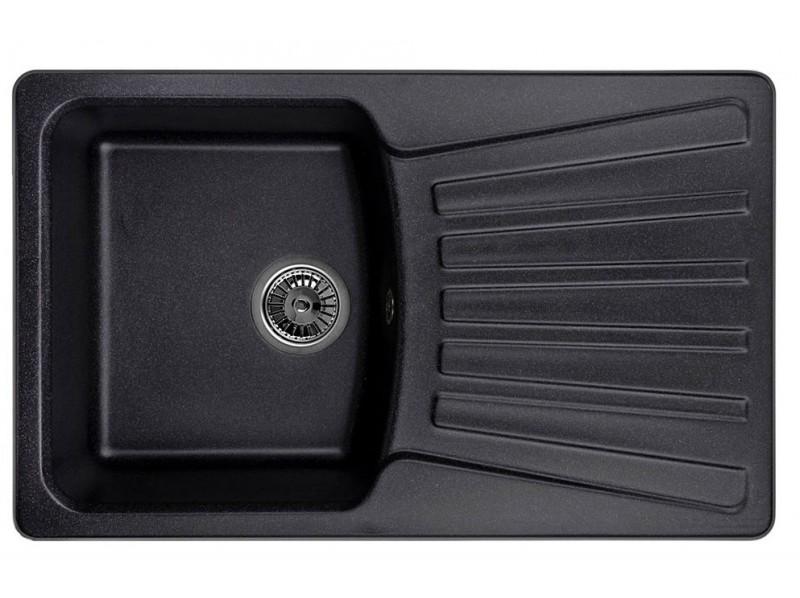 Мойка кухонная Minola MРG 1150-80 Черный