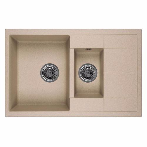 Мойка кухонная Minola MРG 5360-77 Песок