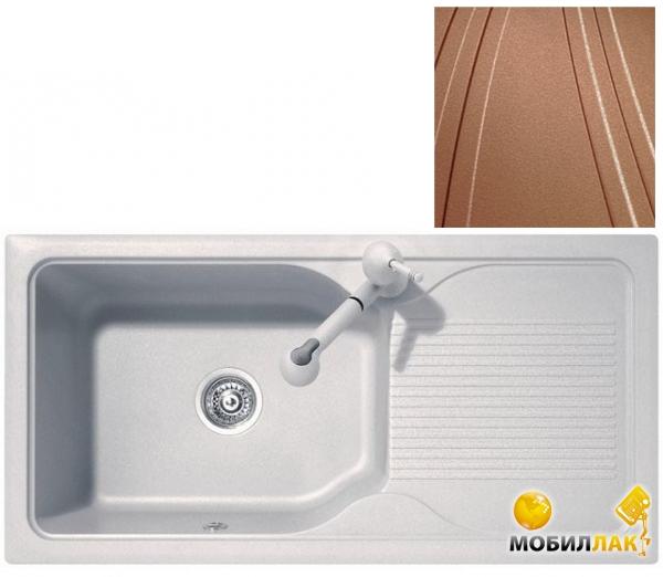 Кухонная мойка Telma DB09910 - 70 copper