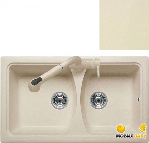 Кухонная мойка Telma DO08620 - 50 sahara