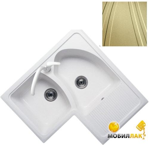 Кухонная мойка Telma DOA8320 - 79 gold