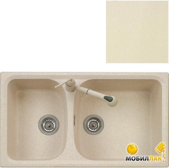 Кухонная мойка Telma HR0862 - 50 sahara