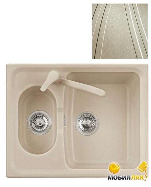 Кухонная мойка Telma HR6151 - 75 beige
