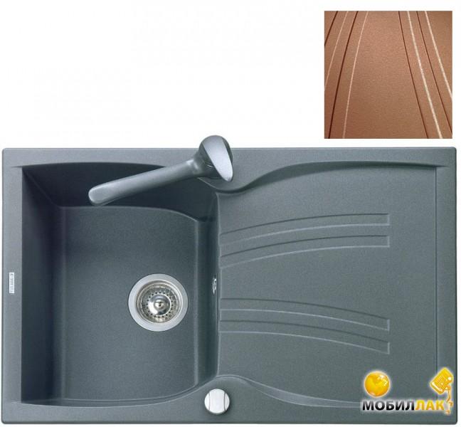 Кухонная мойка Telma NK07910 - 70 copper
