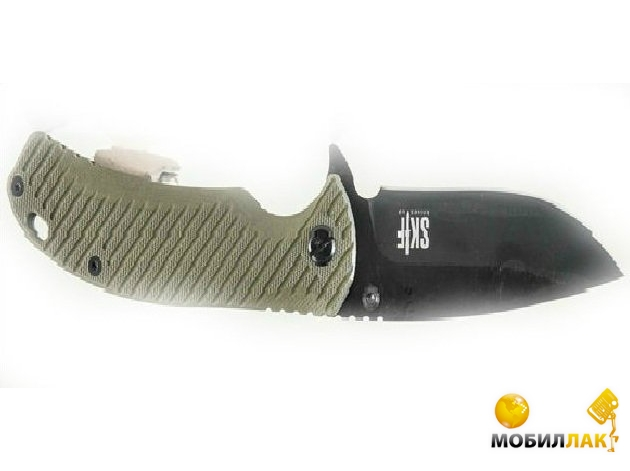 Нож Skif Assistant G-10/Black SW green