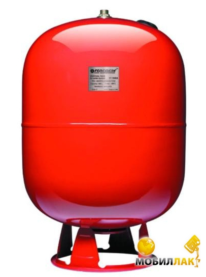 Гидроаккумулятор Насосы+ Tank 100 л Nv Новинка