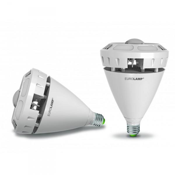 Лампа сверхмощная Eurolamp Глаз 60W E40 6500K (LED-HP-60406)