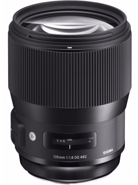 Объектив Sigma AF 135/1.8 DG HSM Art Canon
