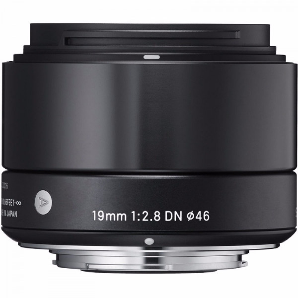 Объектив Sigma AF 19mm f/2.8 DN Art for Micro Four Thirds