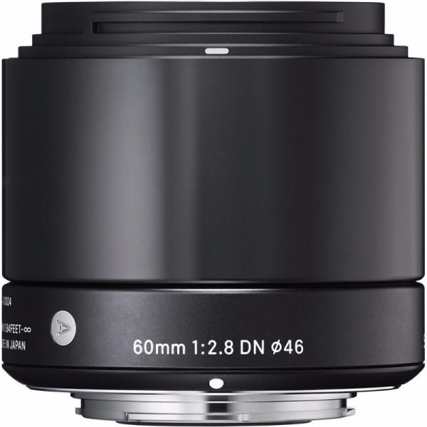 Объектив Sigma AF 60mm f/2.8 DN Art for Micro Four Thirds
