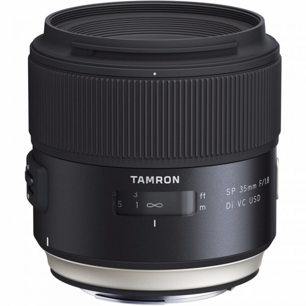 Объектив Tamron SP 35 mm F/1.8 Di VC USD for Canon (195713)