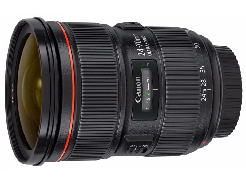Объектив Canon EF 24-70 mm f/2.8 L II USM