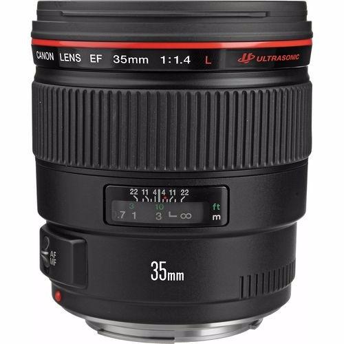 Объектив Canon EF 35 mm f/1,4L USM
