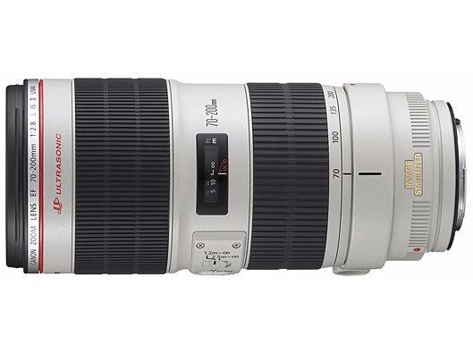Объектив Canon EF 70-200 mm/f2.8L IS II USM