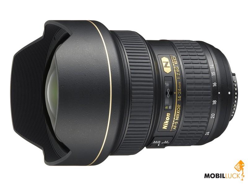 Объектив Nikon 14-24mm f/2.8G ED AF-S