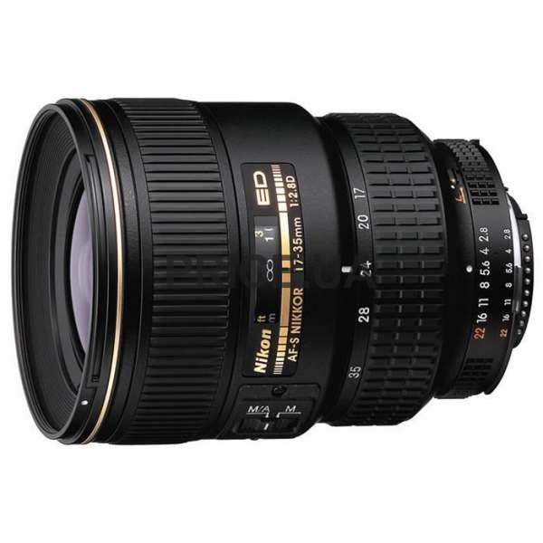 Объектив Nikon 17-35 mm f/2.8D IF-ED AF-S Zoom Nikkor (JAA770DA)