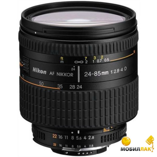 Объектив Nikon AF 24-85mm F2.8-4D IF