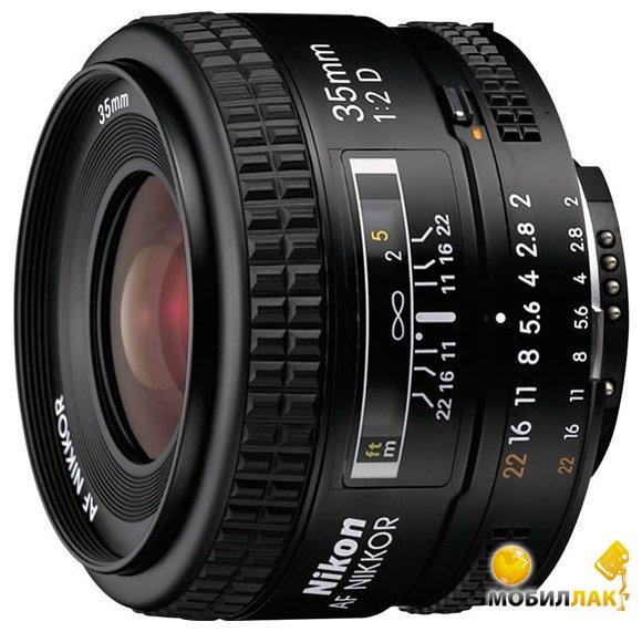 Объектив Nikon AF 35mm f/2.0D