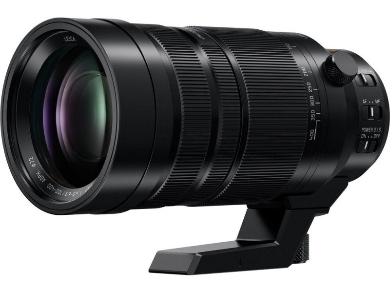 Объектив Panasonic Micro 4/3 Lens 100-400 mm F4.0-6.3 Asph. Leica D Vario-Elmar