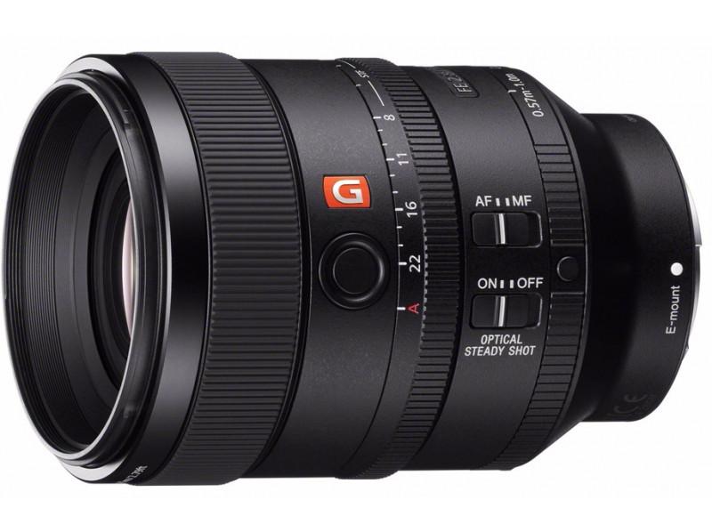 Объектив Sony SEL100F28GM 100mm F2.8 STF GM OSS FE
