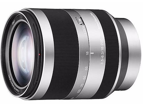 Объектив Sony SEL18200 E18-200 мм F3.5-6.3