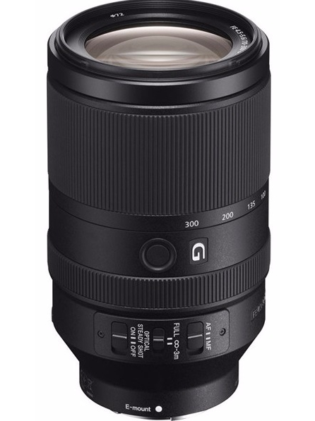 Объектив Sony SEL70300G 70-300 мм f/4.5-5.6 G OSS FE