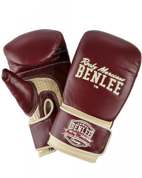 Перчатки боксерские Benlee Lamotta р.L/X 199105 / 2025 Бордовый