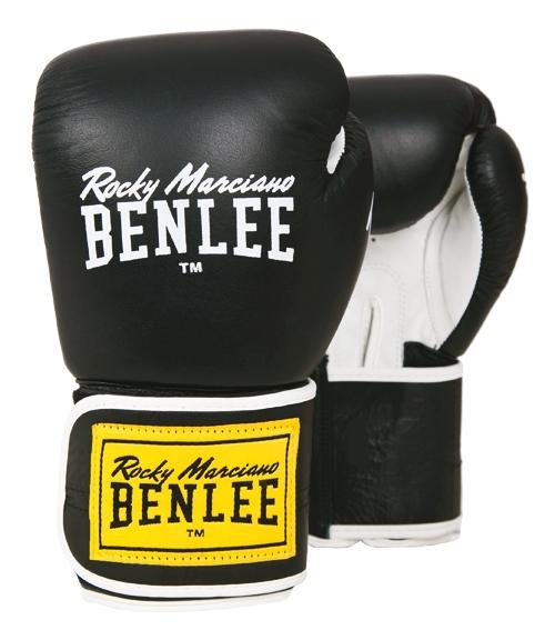 Перчатки для тайского бокса Benlee Tough р.10 199075 / 1000 Черный