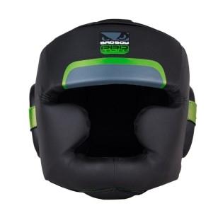 Боксерский шлем Bad Boy Pro Series 3.0 Full р. XL Green