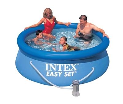 Бассейн надувной Intex 28112