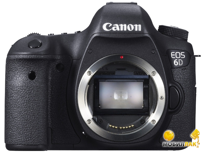 Фотоаппарат Canon EOS 6D Body официальная гарантия