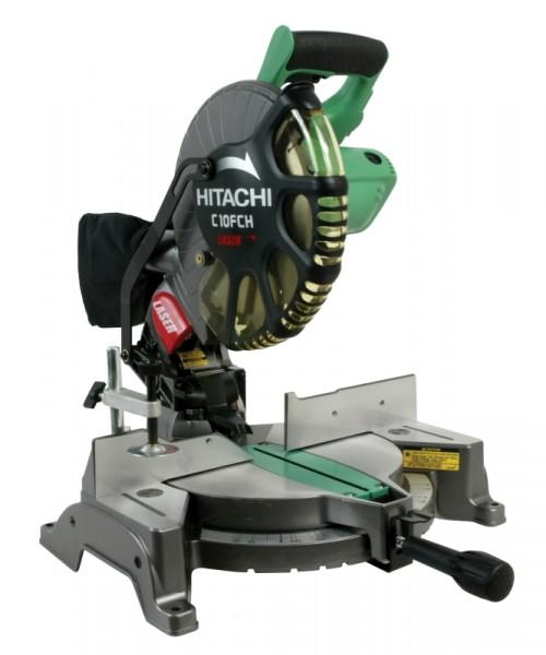 Пила торцовочная Hitachi C 10 FCH Laser