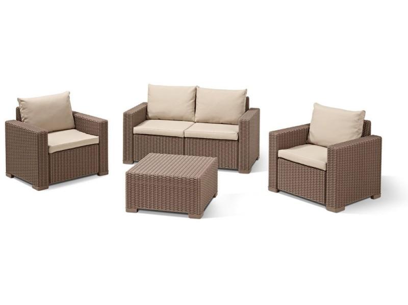 Комплект садовой мебели Keter California 2 Set