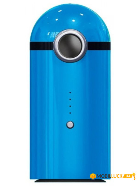 Внешний аккумулятор Remax Power Bank Cutie Series RPL-36 10000 mah Blue