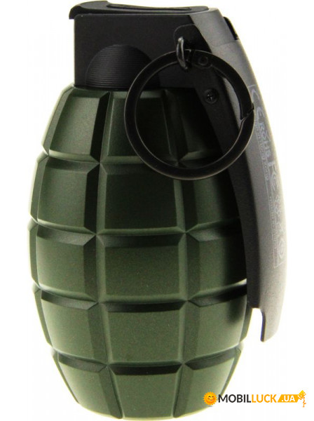 Внешний аккумулятор Remax Power Bank Grenade Series RPL-28 5000 mah Green
