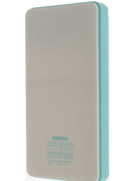 Внешний аккумулятор Remax Power Bank Muse Series 10000 mah Blue