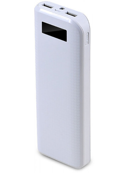 Внешний аккумулятор Remax Power Bank Power Box Series 20000 mAh White