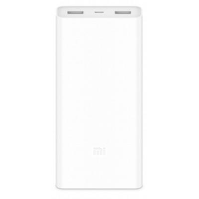 Батарея универсальная Xiaomi Mi Power bank 2C 20000 mAh QC 3.0 (VXN4212CN)