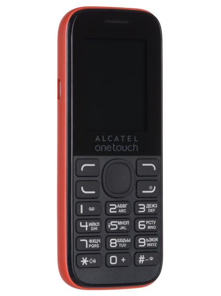 54232ebb119e9 Мобильный телефон Alcatel OneTouch 1052D Dual Sim Deep Red. Купить ...