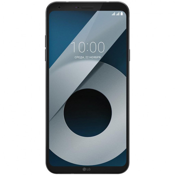 Смартфон LG Q6 M700AN DS Black (LGM700AN.ACISBK)