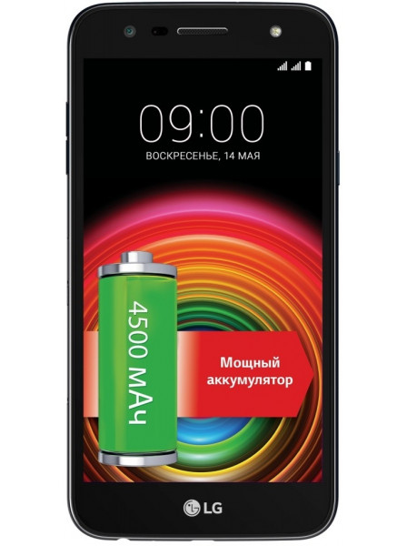 Мобильный телефон LG X Power 2 Black Blue (LGM320.ACISKU)