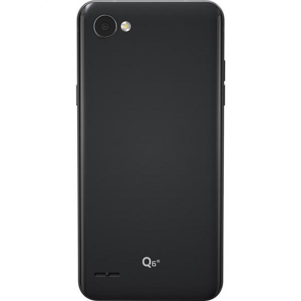 Смартфон LG Q6 M700 2/16GB Dual Sim Black (LGM700.ACISBK)