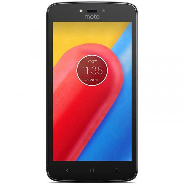 Мобильный телефон Motorola Moto C Plus XT1723 Starry Black (PA800125UA)