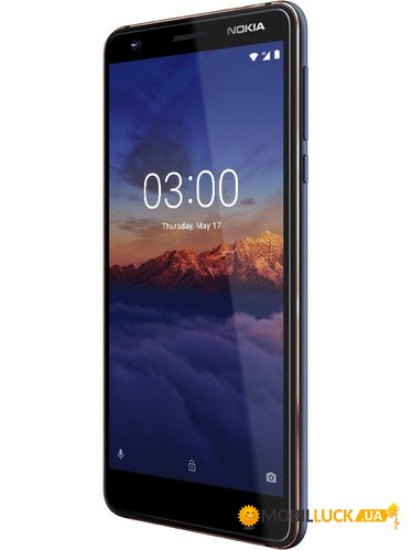 38aeae6835f4d Мобильный телефон Nokia 3.1 2/16 TA-1063 Blue. Купить Мобильный ...